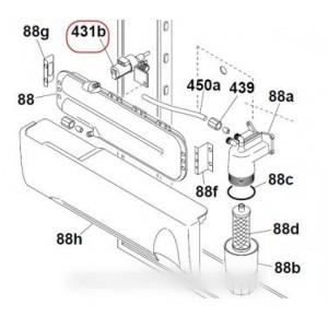 electrovanne eau froide pour réfrigérateur HOOVER