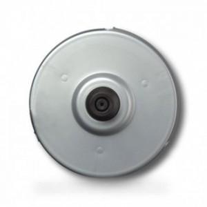 embase argent metal pour petit electromenager BRAUN