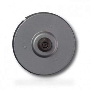 embase cpl gris argent pour petit electromenager BRAUN