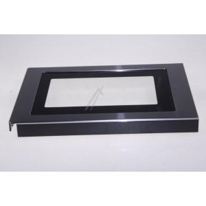 encadrement de porte facade inox pour micro ondes SIEMENS