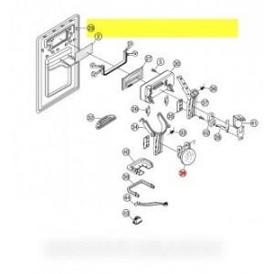 encadrement system distributeur pour réfrigérateur SAMSUNG
