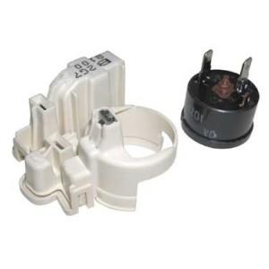 ens.relais c/circuit combo2a pour congélateur THOMSON