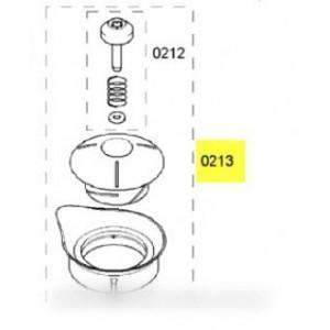 ensemble couvercle verseuse pour petit electromenager BOSCH B/S/H