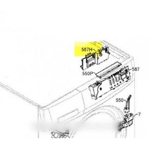 ensemble module electronique pour lave linge ELECTROLUX