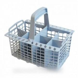ENSEMBLE PANIER PORTE-COUVERTS AZUR pour lave vaisselle INDESIT