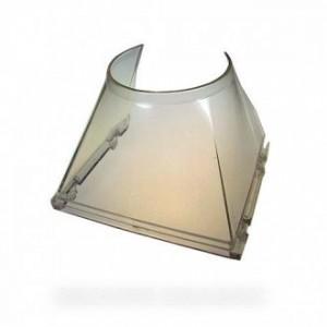 entonnoir transparent fabrique de glace pour réfrigérateur LG