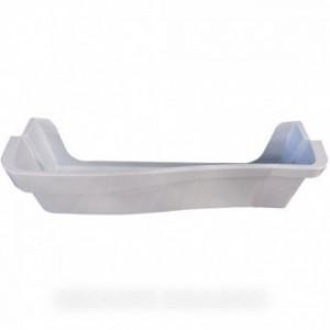 BALCONNET BOUTEILLES BLANC 442X112 pour réfrigérateur INDESIT