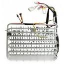 evaporateur refrigerateur avec resistanc