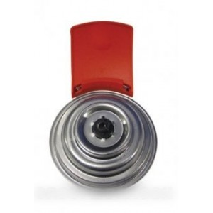 filtre 1 tasse rouge translucide pour petit electromenager PHILIPS