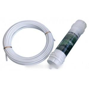 filtre a eau plus tuyau pour réfrigérateur CONSTRUCTEURS DIVERS