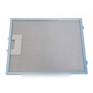 filtre a graisse metal x1 240 x 300 m/m pour hotte ARTHUR MARTIN ELECTROLUX FAURE