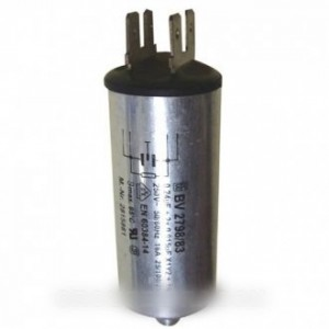 filtre antiparasite 0.24 + 2 x 0.015 µf pour sèche linge MIELE