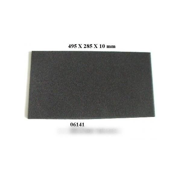 filtre charbon 530x285mm ak206ae1 pour hotte brandt. Black Bedroom Furniture Sets. Home Design Ideas