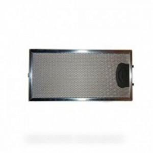 13MC076 FILTRE INOX 290X145X9 POIGNEE ZAMACK pour hotte ROBLIN