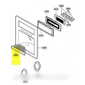 grille support partie bar pour réfrigérateur LG