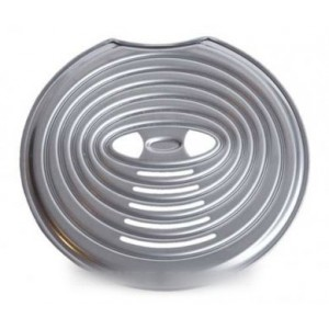 grille support tasses inox senseo 2 pour petit electromenager PHILIPS