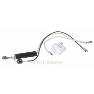 interrupteur inverseur + diodes pour four SEB