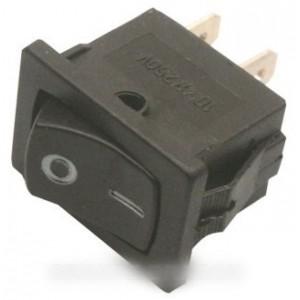 INTERRUPTEUR M/A 2 COSSES  (13x19,3mm) POUR FRITEUSE MOULINEX