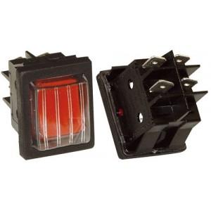 interrupteur marche arret bipolaire pour petit electromenager CONSTRUCTEURS DIVERS