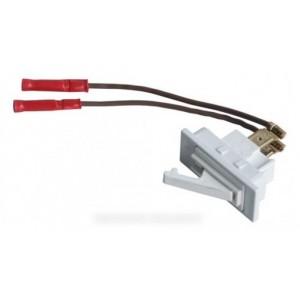 interrupteur poussoir lumiere pour réfrigérateur ELECTROLUX
