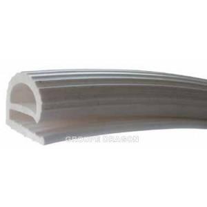 joint a semelle caoutchouc blanc 1 metre pour réfrigérateur CONSTRUCTEURS DIVERS