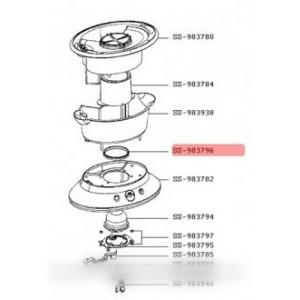joint resistance pour petit electromenager SEB