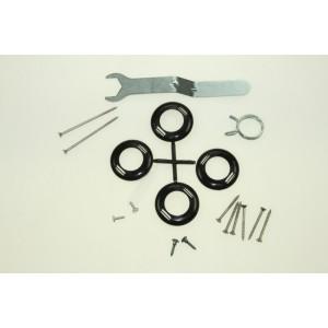 kit accessoire integrable pour lave vaisselle DE DIETRICH