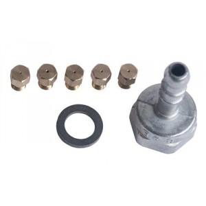 kit complet injecteur gaz butane propane pour table de cuisson ARTHUR MARTIN ELECTROLUX FAURE