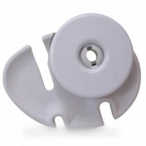 kit pivot roulette panier inferieur pour lave vaisselle ZANUSSI