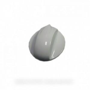 Manette blanche pour lave linge INDESIT