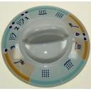 manette serigraphiee pour lave vaisselle ARTHUR MARTIN ELECTROLUX FAURE