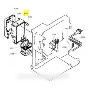 module de puissance pour petit electromenager SIEMENS