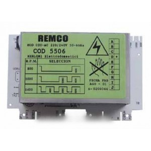 module digital ce 5506 remco pour lave linge ARISTON