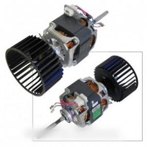 moteur + turbine air chaud pour sèche linge WHIRLPOOL
