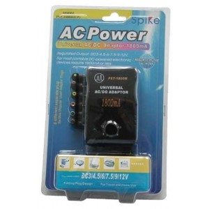 ALIMENTATION A DECOUPLAGE 3V-12V MAX. 1800MAH pour tv lcd cables DIVERS MARQUES