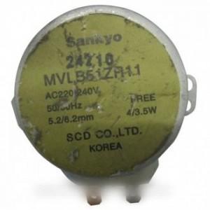 moteur de plateau tournant mvlb51zr11 pour micro ondes SAMSUNG