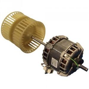 Ensemble moteur + turbine pour sèche linge BEKO