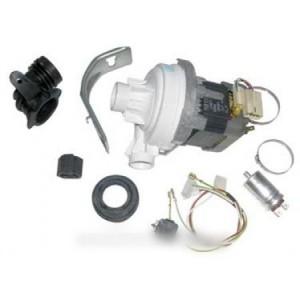moteur pompe cyclage kit chas/atlantis pour lave vaisselle FAGOR BRANDT VEDETTE SAUTER DE-DIETRICH
