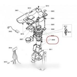 moulin a cafe complet pour petit electromenager BOSCH B/S/H