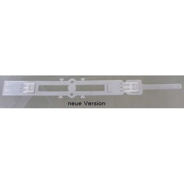 fixation habillage facade de porte x1 pour lave vaisselle. Black Bedroom Furniture Sets. Home Design Ideas