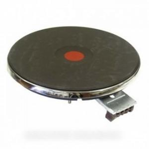 plaque ego 8mm 230v rapide (point rouge) pour table de cuisson WHIRLPOOL