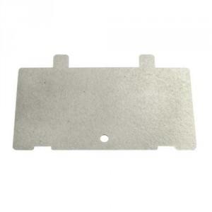 plaque mica 119mm 74.5mm pour micro ondes LG