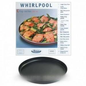plat crisp ø 32cm pour m.o whirlpool jet pour micro ondes WHIRLPOOL