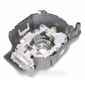platine charbons moteur 6 cosses pour lave linge BOSCH B/S/H