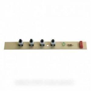 platine electronique de commande pour hotte SCHOLTES