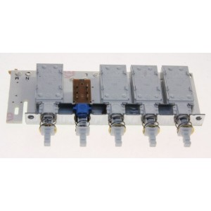 PLATINE REGULATION ELECTRIQUE 406 E/N POUR HOTTE  ARISTON