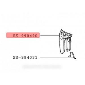 poignee de panier blanche pour petit electromenager SEB