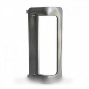 POIGNEE PORTE coloris argenté pour réfrigérateur BRANDT