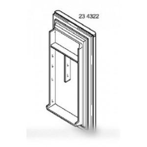 porte + joint magnetique refrigerateur pour réfrigérateur SIEMENS