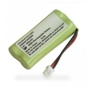 batterie 2,4v 400mah mi-mh